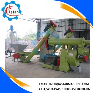 1t/H Alfalfa Pellet Wood Pellet Making Mill pictures & photos