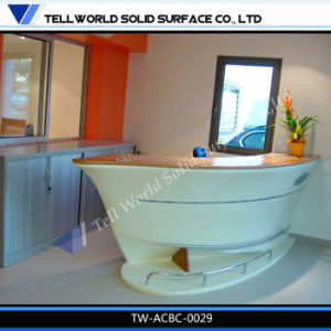 Tw Fancy Design Commercial Corian Bar Counter (TW-MACT-029) pictures & photos