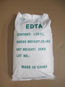 Chelating Agent EDTA Ethylenediaminetetraacetic Acid 99% pictures & photos