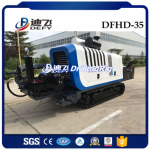Horizontal Directional Drilling Machine Dfhd-35 pictures & photos