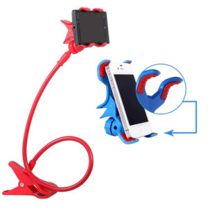 Universal 360 Degree Rotation Flexible Long Arms Mobile Phone Holder