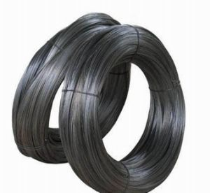 Black Iron Wire in The Lowest Price pictures & photos