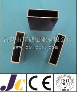Customized Aluminum Square Tube, Aluminum Extruded (JC-W-10079) pictures & photos