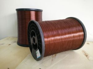 200 220 Class Enamelled Aluminum Wingding Wire pictures & photos