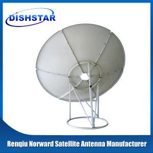 C Band 3m Satellite Dish Antenna