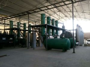 Ht-Peb Waste Tyre Pyrolysis Machine with Ce, ISO, SGS pictures & photos