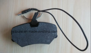 Wva 21208 Car Brake Pad for Peugeot pictures & photos