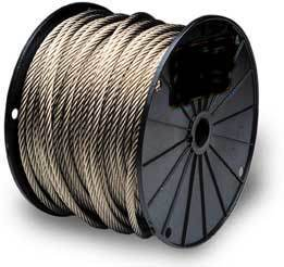 Stainless Steel Wire Rope 6X19 Iwrc pictures & photos