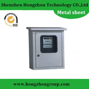 ISO9001 Factory Electrical Switchgearsheet Metal Control Cabinet pictures & photos