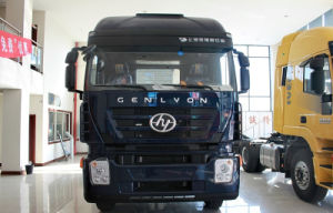 High End Saic Iveco Hongyan Genlyon 340HP 6X4 Tractor Head / Trailer Head / Truck Head / Tractor Truck Euro 3 for Sale pictures & photos