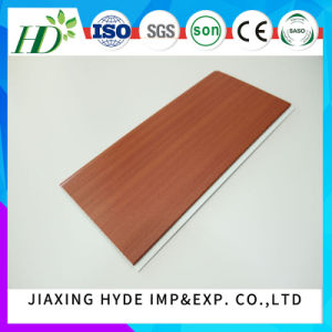 High Quality Lamination PVC Panel Decoration Wall Panel pictures & photos