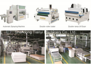 High Qyality Thermal Insulation Decoration Board Production Line pictures & photos