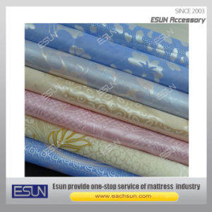 Satin Mattress Fabric (QM301) pictures & photos