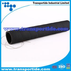 Transportide Red High Quality Rubber Sand Blast Hose / Sandblasting Hoses pictures & photos