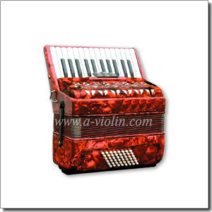 26key 48bass 3/0 Register Popular Piano Accordion (K2648) pictures & photos