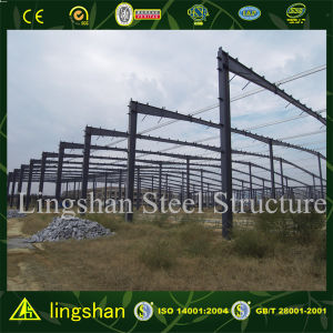Prefabricated Building Steel Structure Warehouse pictures & photos