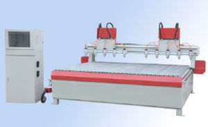 8-Spindle CNC Router for Small Workpiece (XN1313/1325/2018/2520) pictures & photos