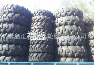 Tires for Backhoe 21L-24, 12.5/80-18, R4, Industral Tire, Agriculture Tire pictures & photos