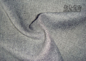 Polyester Melange 3/3 Twill Fabric pictures & photos