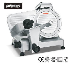 8 Inch Frozen Meat Slicer with CE Certification