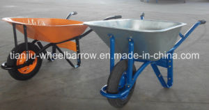 Strong and Heavy Duty Wheelbarrow Wb6400 pictures & photos