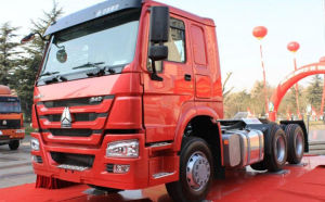 Sinotruk HOWO 6X4 Heavy Duty Tractor Truck pictures & photos