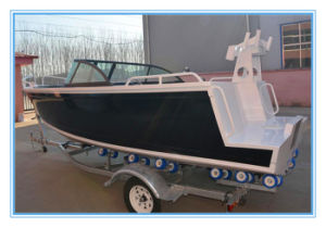 Hot Sale 5m/17FT Bowrider Aluminum Alloy Boat pictures & photos