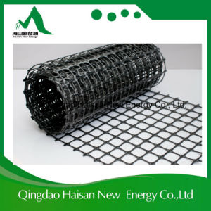 Soil Grid PP Biaxial Stabilization Geogrid with Plastic Material pictures & photos
