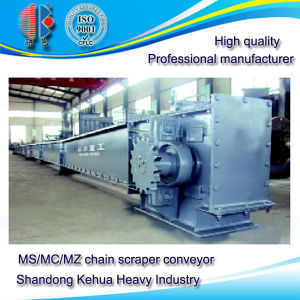 Buried Chain Scraper Conveyor for Powder and Granular Material