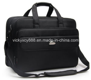 Men Single Shoulder Business Travel Laptop Computer Briefcase Bag (CY6012) pictures & photos