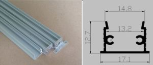 LED Aluminium Profile, Groove + PC Cover pictures & photos