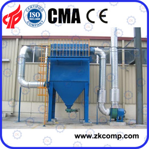 Bag Type Dust Collector Machine Special for Cement Product Line pictures & photos