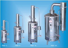 Ynsd-5 Stainless Steel Water Distiller (CE Certificated)