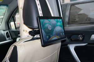 4G 10.1 Inch Taxi Interactive Touch Screen Advertising Display System