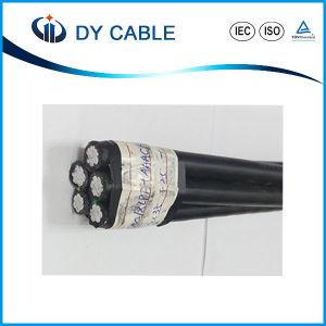 PVC/XLPE Overhead Power Aluminum Conductor Aerial Bundle Cable pictures & photos