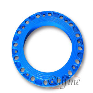 Ductile Iron Casting Flange for mechanical Part pictures & photos