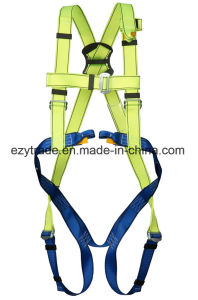 D-Ring Full Body Fall Protection Safety Harness pictures & photos