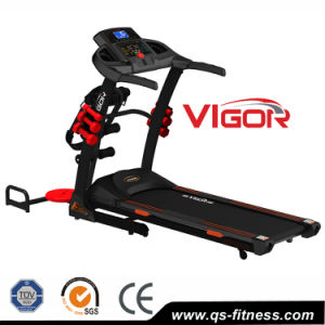 Mini Foldable Motorized Treadmill with Massage and Belt