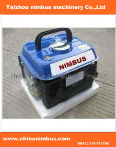 Portable Low Power Gasoline Generator