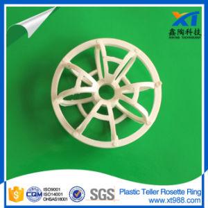 Plastic Teller Rosette Ring, Plastic Tower Packing pictures & photos