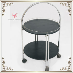 Trolley (RS150501) Cart Liquor Trolley Stainless Steel Furniture