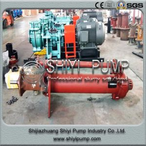 Vertical Heavy Duty Water Treatment Mining Bulk Water Transfer Centrifugal Pump pictures & photos