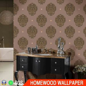 Wallpaper for Home Decoration (SO2701 106CM*10M/15.6M) pictures & photos