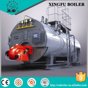 Wns Series Horizontal Oil (gas) Fired Pressurized Water Boiler on Hot Sale! pictures & photos