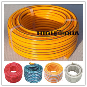 Agricultural Irrigation High Pressure PVC Spray Hose pictures & photos