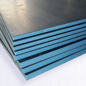 Cement and Glass Fiber Mesh Reinforced XPS Board pictures & photos