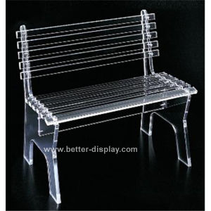 Acrylic Clear Park Bench Garden Chair (BTR-Q3009) pictures & photos