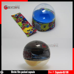 Plastic Capsules with Shrink Film pictures & photos