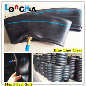Natural Butyl Rubber Motorcycle Inner Tube Tire for Nigeria (3.00-18) pictures & photos