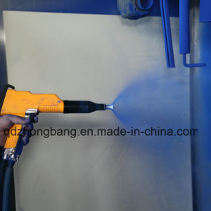 High Quality Hot Melt Powder Spraying Gun pictures & photos